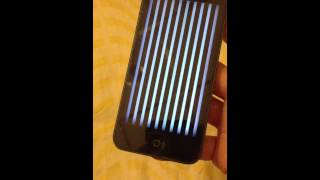 iPhone 5 Screen problems