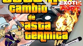getlinkyoutube.com-Cambio de Pasta Térmica PS3 Slim Y Tuto Desmontaje Paso a Paso!