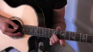 getlinkyoutube.com-PRS 'Angelus Cutaway' acoustic demo