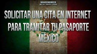 getlinkyoutube.com-Solicitar una cita en internet para tramitar tu pasaporte | México