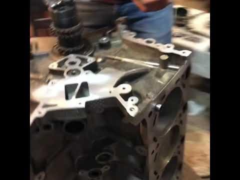 S62b50 капитальный ремонт