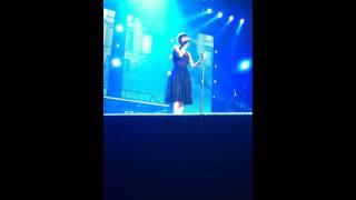 getlinkyoutube.com-Dia Frampton performing Inventing Shadows- Live- The Voice Tour- MGM Grand Arena- Las Vegas