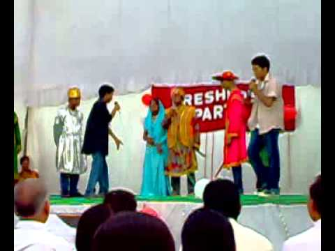 best drama played by ITn's of sitm lucknow (Akbar Vs Munna Bhai MBBS )