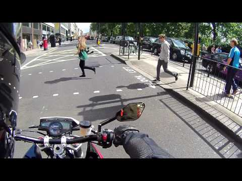 Pedestrians compilation - My favourite clips of 2012