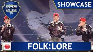 getlinkyoutube.com-FOLK:LORE from Japan - Showcase - Beatbox Battle TV