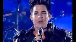 """getlinkyoutube.com-4. Queen & Adam Lambert """"Don't Stop Me Now""""(Live in Kiev)"""