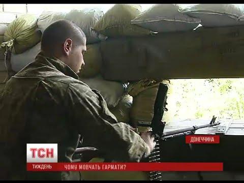 Российская «арта» бьет по Авдеевке из жилых кварталов Донецка.