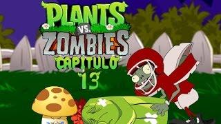 getlinkyoutube.com-Plantas vs zombies animado 13 (PARODIA) Jehu Llerena