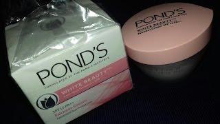 Pond's White Beauty   Anti - Spot   Fairness Cream   Spf 15   Review Hindi
