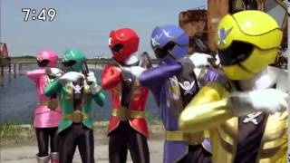 getlinkyoutube.com-GOKAI CHANGE... Super Sentai!!
