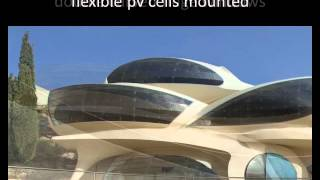 getlinkyoutube.com-Elegant Futuristic House by Architect Pavie