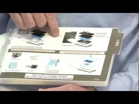 Matrite embosare Textured Impressions Embossing Folders