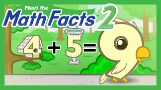 getlinkyoutube.com-Meet the Math Facts Level 2 - 4+5=9
