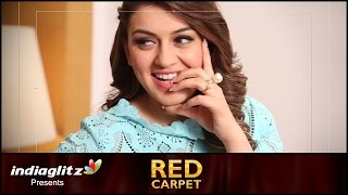 getlinkyoutube.com-Hansika reveals new love of her life along with 'Puli' details | Interview
