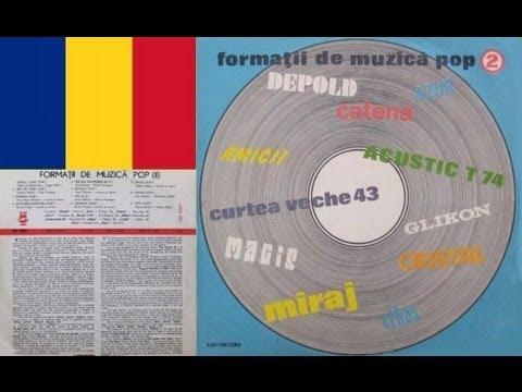 Various • Formaţii De Muzică Pop •II• (Romania 1976)