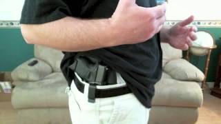 getlinkyoutube.com-N8 Tactical Concealed Carry Holster - Glock 26