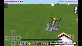 getlinkyoutube.com-Minecraft Pe - Hız & Zıplama & Görünmezlik iksiri