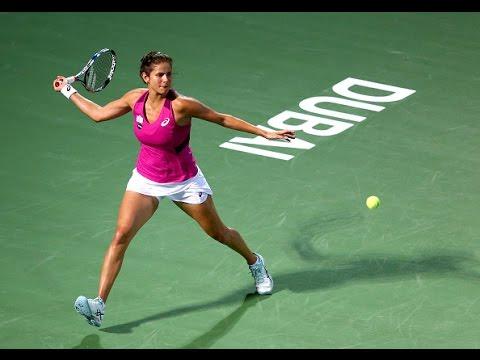 2016 Dubai Duty Free Tennis Championships First Round | Julia Georges vs Kuznetsova | Highlights