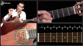 getlinkyoutube.com-تعلم الجيتار ١ مع وحيد ممدوح - الدرس ١ | izif.com