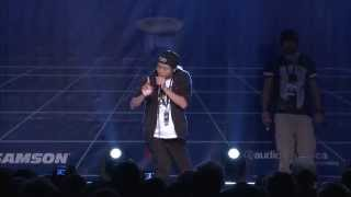 getlinkyoutube.com-Youkai Uraniarai - Japan - 4th Beatbox Battle World Championship