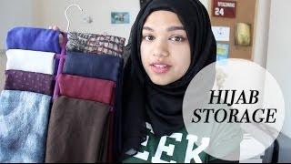 getlinkyoutube.com-How I Store My Hijabs