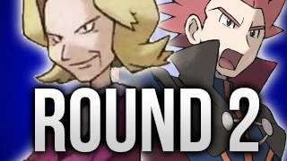 getlinkyoutube.com-Pokemon Leaf Green - Part 58 - Round 2: Vs Agatha & Lance