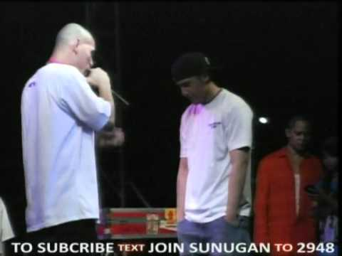 SUNUGAN - J-Skeelz vs Datu : Sibling Rivalry **OFFICIAL FOOTAGE*