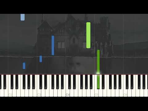 Go Tomorrow  (The Haunting of Hill House) Piano Tutorial and sheet music