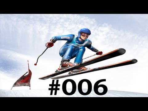 Let's Play together Ski Challenge 2013 #6 [GER/HD]: Wengen-Quali