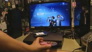 getlinkyoutube.com-Cobra ODE on PS3 slim demonstration