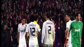 """getlinkyoutube.com-Barcelona - Real Madid """" broncas del clasico"""" ( el dia despues 2010 )"""