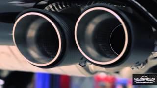 getlinkyoutube.com-BMW M4 F82 Akrapovic Evolution performance exhaust install HD