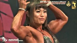 getlinkyoutube.com-WFF Universe 2014 - Women Extremebody
