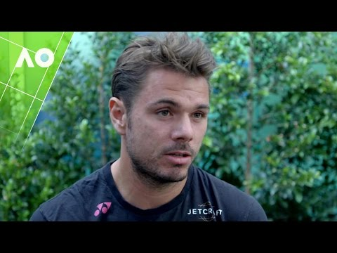 It's always special to play Roger - Stan Wawrinka looks ahead to SF