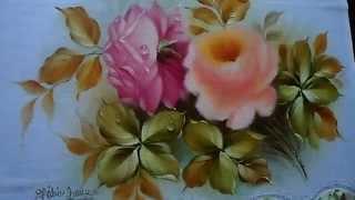 getlinkyoutube.com-Fábio Marques - Pintando uma rosa