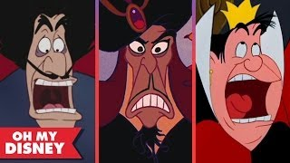 Get It Together, Disney Villains | Oh My Disney