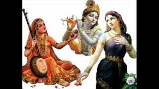 shyam teri bansi pukare radha naam original voice width=
