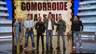 getlinkyoutube.com-I Ditelo Voi / Gomorroidi con Salvatore Misticone e Gino Fastidio - Made in Sud 30/05/2016