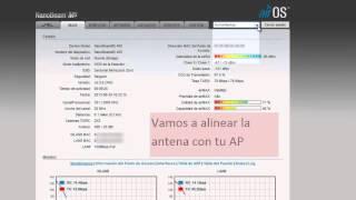 getlinkyoutube.com-Ubiquiti configuración de antena en modo cliente