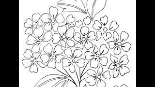 getlinkyoutube.com-روسمات التطريز - رشمات الطرز - Embroidery