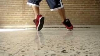 getlinkyoutube.com-Cwalking/Jerkin' Footwork