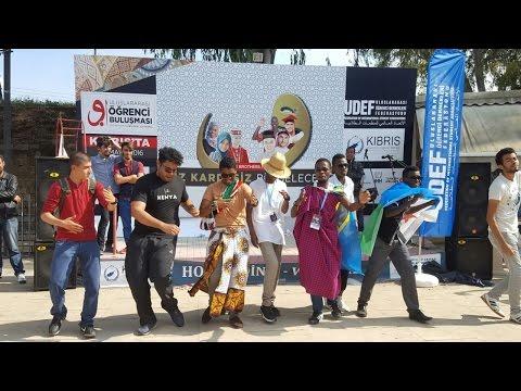 9. uluslararası Öğrenci Buluşması Kıbrıs