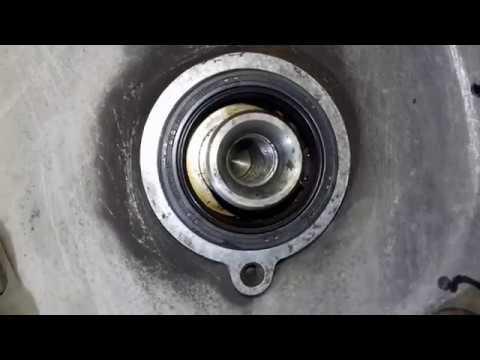 Ford Focus II замена переднего сальника коленвала. #АлексейЗахаров. #Авторемонт. Авто - ремонт