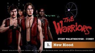 getlinkyoutube.com-The Warriors - Intro & Mission #1 - New Blood