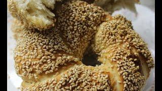 getlinkyoutube.com-يوميات شري طريقة عمل خبز السميط علي الطريقة التركيه
