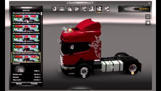 getlinkyoutube.com-Euro Truck Simulator 2  Scania P
