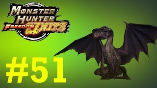 getlinkyoutube.com-Monster Hunter Freedom Unite - Online Quests -- Part 51: Legendary Black Dragon - Fatalis