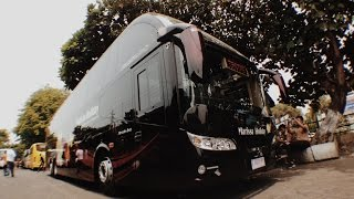 getlinkyoutube.com-Marissa Holiday Mercedes-Benz OC500RF 2542 CityLiner By Nusantara Gemilang