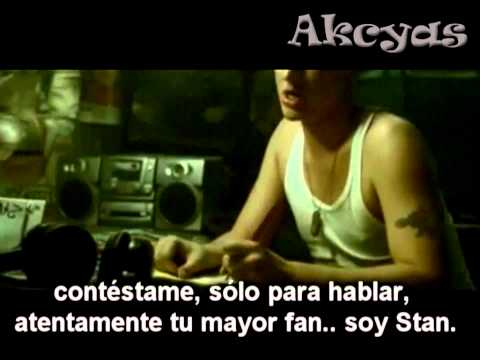 Eminem ft Dido - Stan subtitulada al espaol