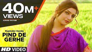 getlinkyoutube.com-Rupinder Handa: PIND DE GERHE (Full Song) | Desi Crew | New Punjabi Video 2015